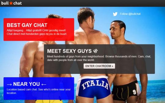 Afpersing via bull chat